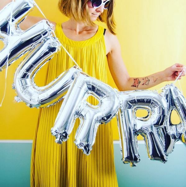HURRA ballons makes every party more fun! #lagerhaus #ss16