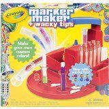 Crayola Marker Maker Wacky Tips - $12.00! - http://www.pinchingyourpennies.com/crayola-marker-maker-wacky-tips-12-00/ #Amazon, #Crayola, #Markermaker, #Pinchingyourpennies