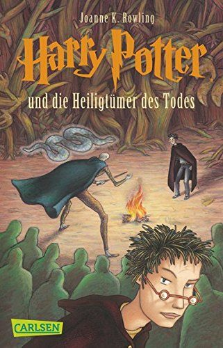 Germany's front cover of Harry Potter and the Deathly Hallows