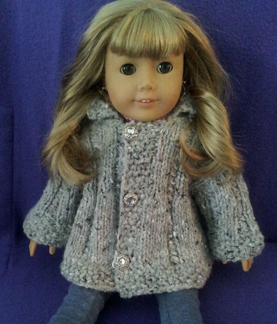 American Girl - Knitting