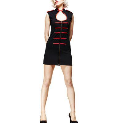 vestido pin up, retro,vintage años 50 #vestidopinup #vestidovintage #vestidoretro #vestidoaños50 #vestidovintageestilomilitar