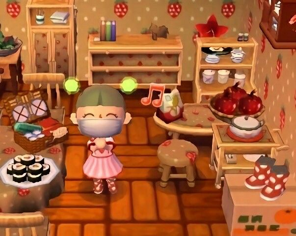 526 best images about Animal Crossing New Leaf on ... on Animal Crossing Kitchen Ideas  id=67326