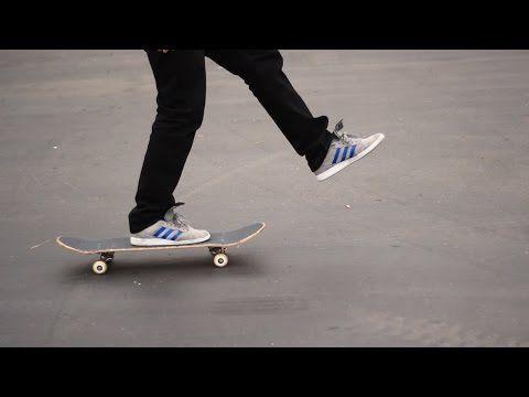 How to Skateboard for Beginners – BrailleSkateboarding.com