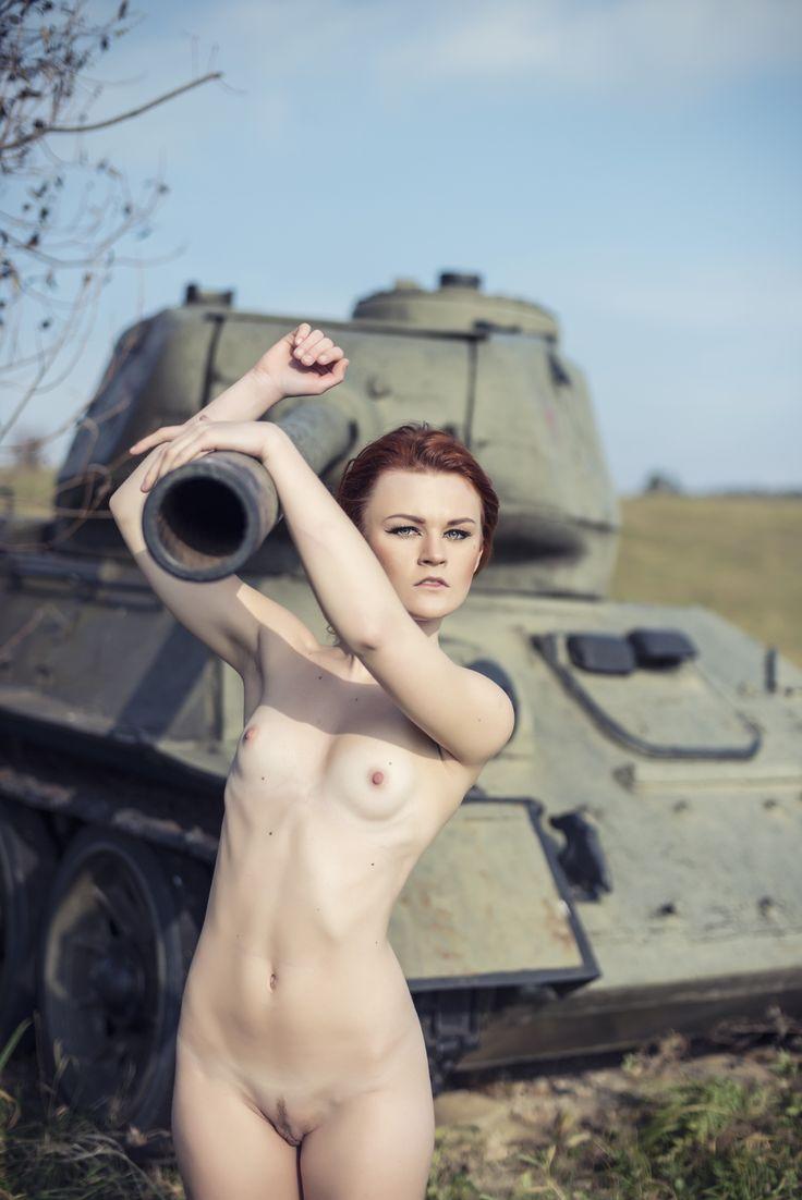Tank driver by Tomasz Cieślak on 500px