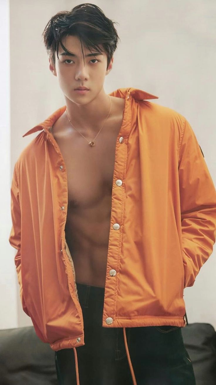 Sehun. Stop it. You are trying to change my bias and I need you to please stop.... Sehun what did I just talk about??? X'D