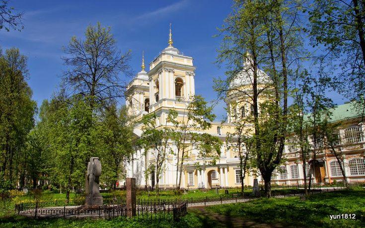 Свято-Троицкая Александро-Невская лавра ~ Photoblog yuri1812