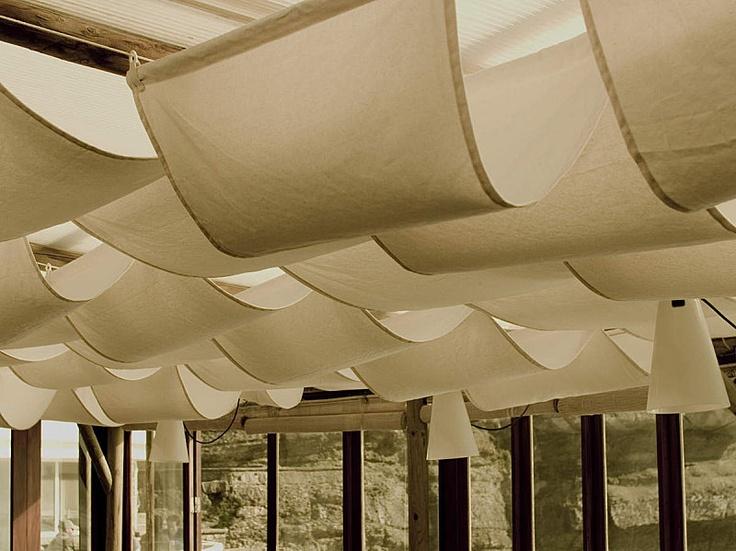 poner tela en el techo - Buscar con Google