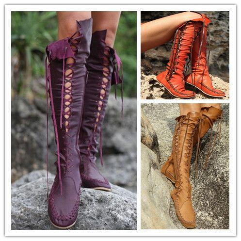 Купить Весна сплошной сапоги сшитые складки крестики ремни обувь лежа обувь свободного покроя сапоги мотоцикл обувь женщинаи другие товары категории Сапоги и ботинкив магазине Lila's ShopнаAliExpress. туфли на шпильках и обувь реальные