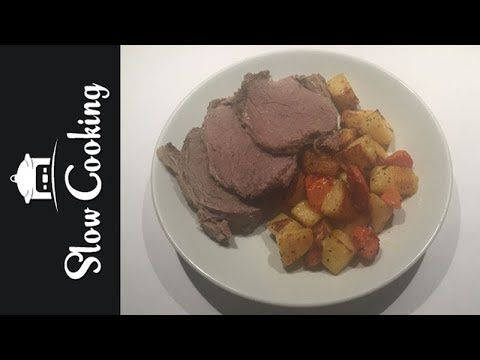 A Perfect Slow Cooker Beef Joint is full of Flavour and Melts in Your Mouth - YouTube