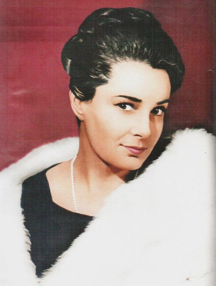 Elina Bistritskaya(b.1928)