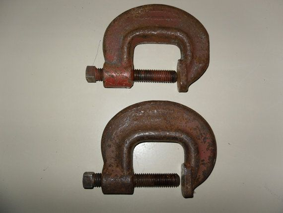 Very 61 best old clamps images on Pinterest | Clamp, Woodworking and  YF34