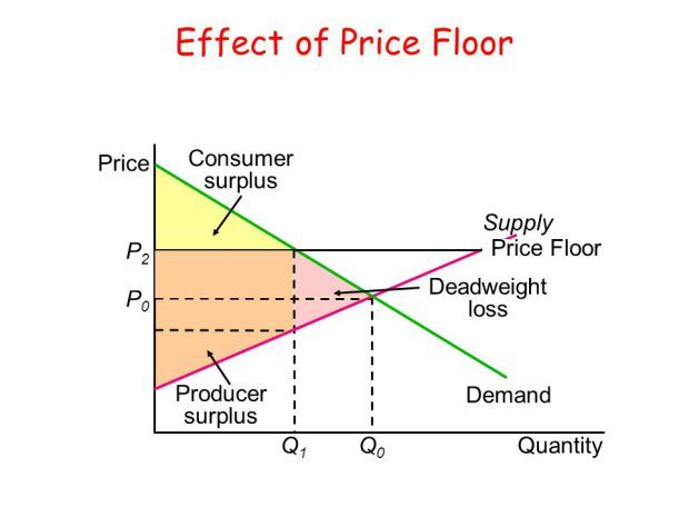 With Other Countries Setting Price Floors And Showing Benefits Some States In America Have Placed A Price Floo State Government States In America Floor Price