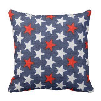 Patriotic Pillows, Patriotic Throw Pillows