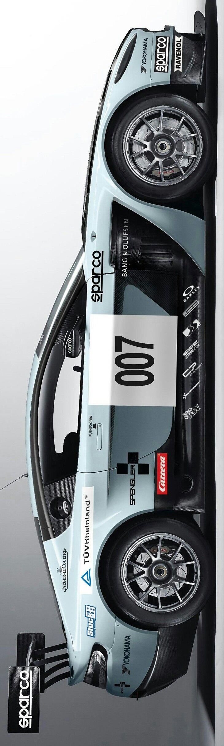 Aston Martin Vantage GT3 by Levon
