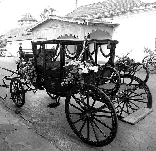 Kyai Moro Sebo (cmiiw)  Royal Carriage of Keraton Surakarta