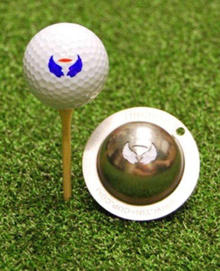 Tin Cup 7th Heaven Golf Ball Custom Marker Alignment Tool