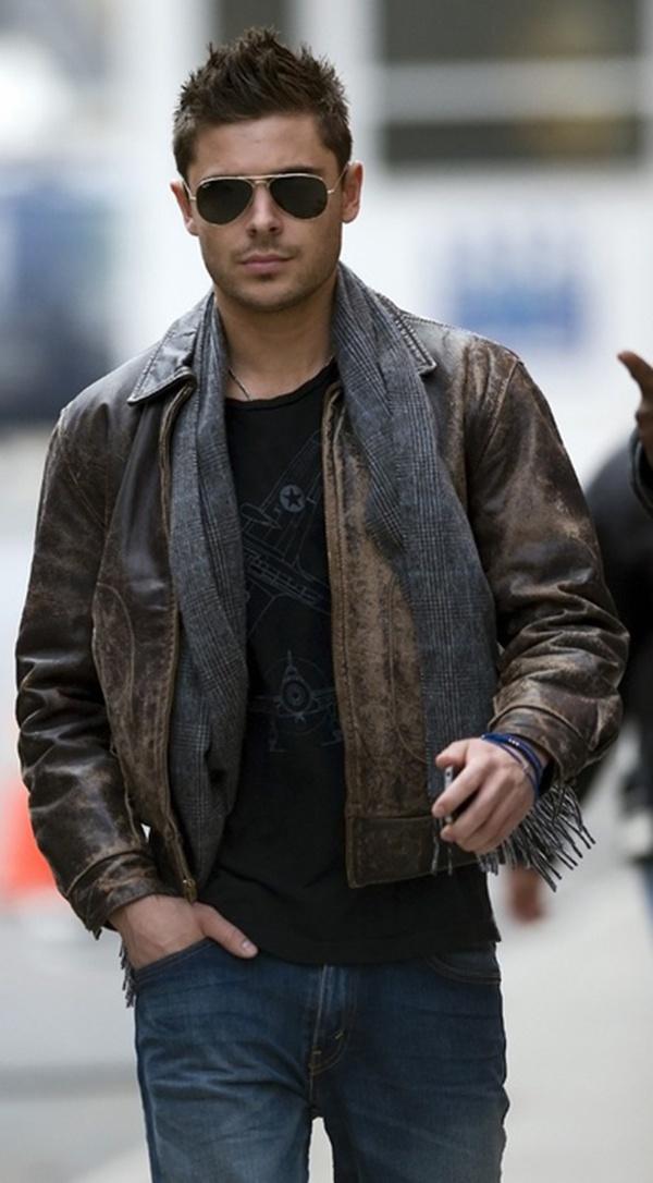 Zac Efron: he's got style!
