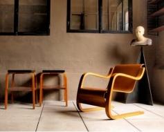 1930s Alvar Aalto Lounge Chair No. 31
