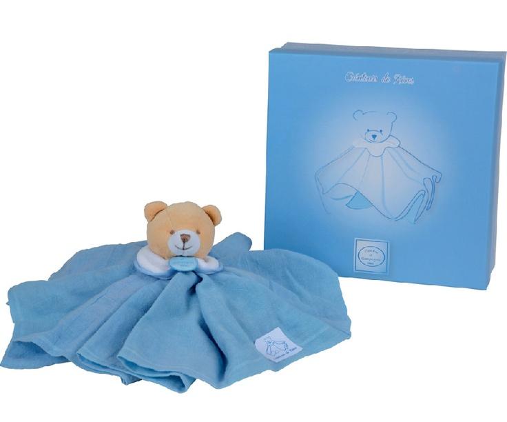 Doudou et Compagnie Blue Angel Comforter DOU2365