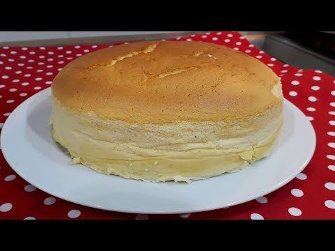 Japon Pamuk Cheesecake Tarifi - Yöresel Yemekler ve Dünya Lezzetleri Bilik Ailesi - Yemek Tarifleri - YouTube