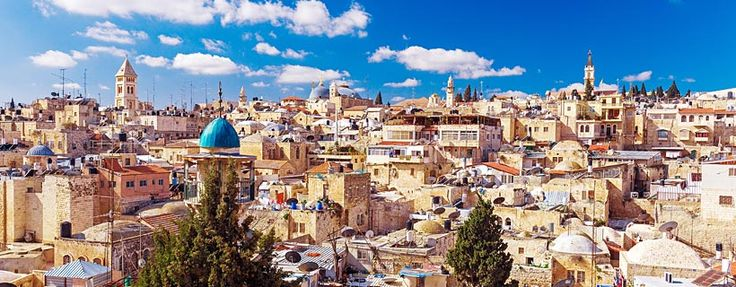 #IsraelPackage : Follow the footsteps of Jesus Christ, his disciples and visit the place where Jesus performed his first miracle, a #HolyLand tour will take you through all these experiences and more. Click here to book : +1 (888) 379-1003