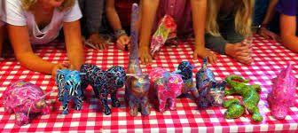 kinderfeestje knutselen 7 jaar - Google zoeken