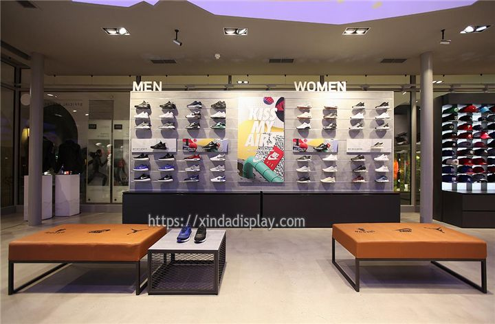 Names Sport Center Furniture Shop Display Fittings Sports Shop
