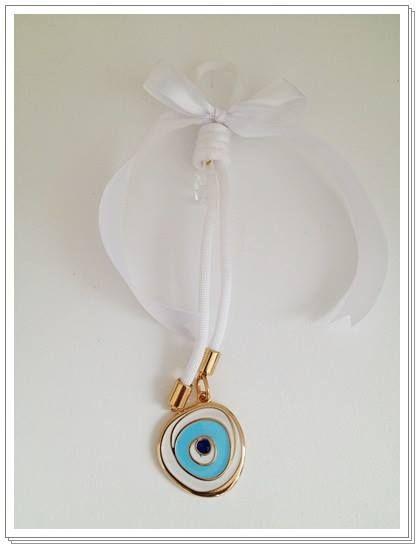 """Μπομπονιέρα γάμου """"Γαλάζιο Μάτι"""" (GBW9559) - http://goo.gl/qjoL02 - http://lovelyevents.gr/wp-content/uploads/2013/11/GBW9559-22-11-2013.jpg"""