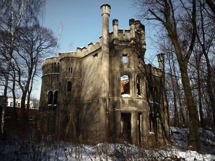 Pałac Tiele Wincklerów/ Bytom, Poland