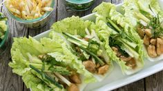 Peanut-Chicken Cabbage Wraps - Healthy Recipes, Healthy Eating, Healthy Cooking | Eating Well