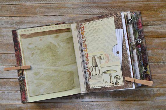 Botanical Junk Journal Vintage Junk Journal Vintage Journal Vintage Journal Vintage Junk Journal Vintage Junk