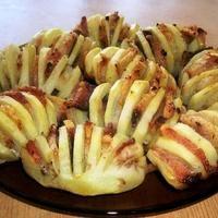 Царская картошка за 5 минут без возни! Так картошку вы явно не делали!