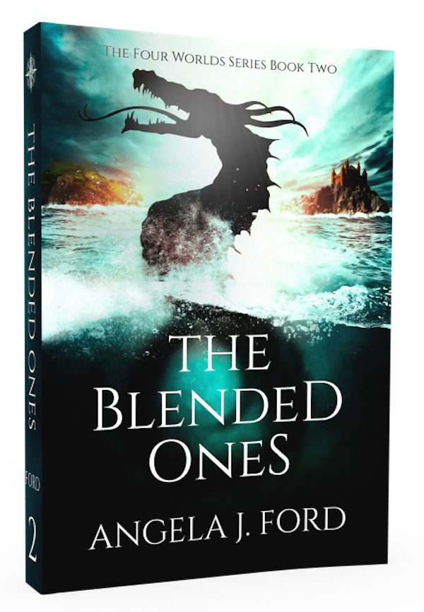 Cover Reveal: The Blended Ones