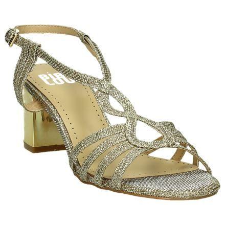 Bibi Lou Gouden Sandalen