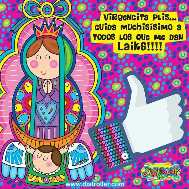 Virgencita like