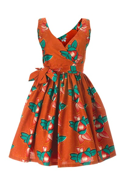 Lovely Wrap Dress -- 通过Pinterest Android App转贴。截图和apk下载链接在这里:http://pinterest.com/WillardSmith/pinterest-android-app/