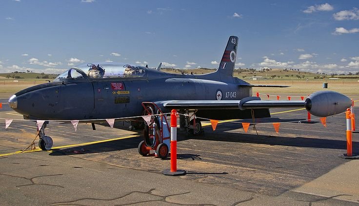The Aermacchi or Macchi MB-326 is a light military jet aircraft designed in Italy. Originally conceived as a two-seat trainer, there have also been single and two-seat light attack versions produced.The Royal Australian Air Force (RAAF) used the MB-326H as a jet trainer. The Roulettes, flew the MB-326H from December 1970 until 1989. Although widely liked for its excellent handling and well-suited to its task, the service career of the MB-326 was cut short because of structural fatigue…