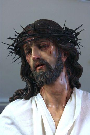 Nueva imagen de Ntro. Padre Jesús de la Salud para Jerez de la Frontera de Fernando J. Aguado Hernández 2012