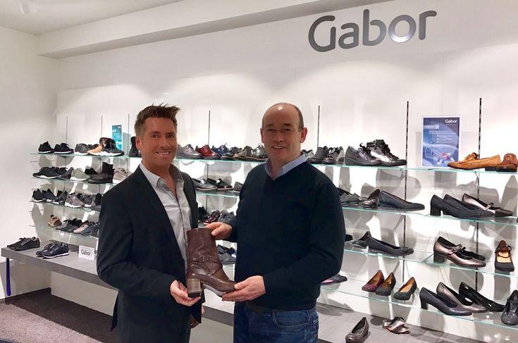 Neuer Rekord: schuhplus - Schuhe in Übergrößen - erhöht Bestand von Gabor um 25 Prozent