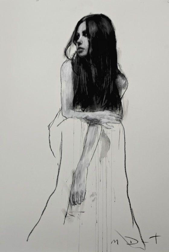 17 Best ideas about Figurative Art on Pinterest | Watercolor face ...