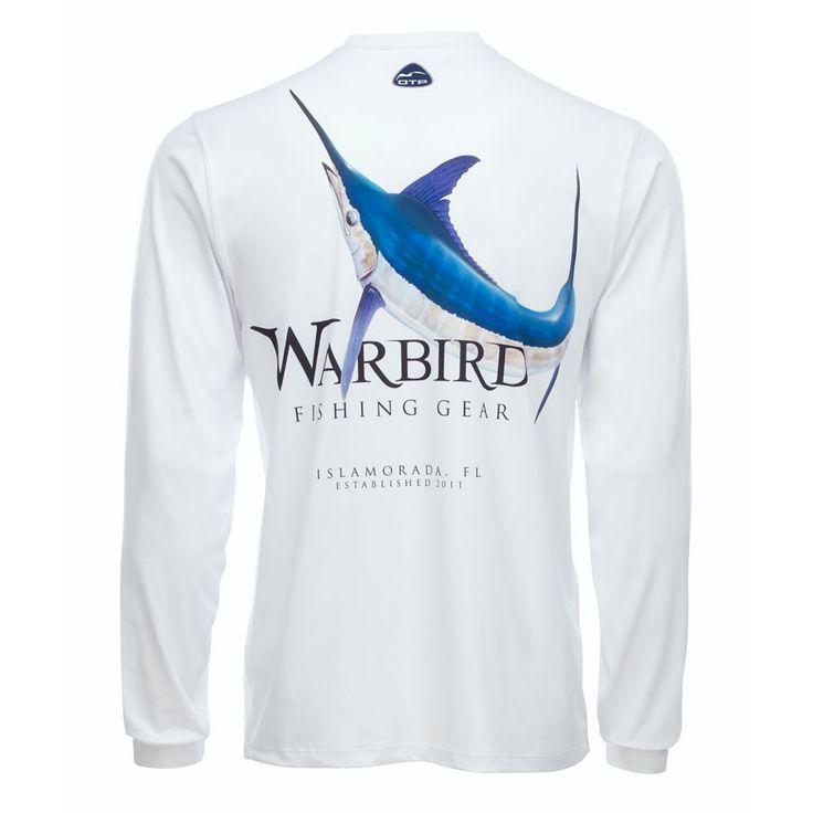Men's OTP UV Shirt: Warbird Marlin