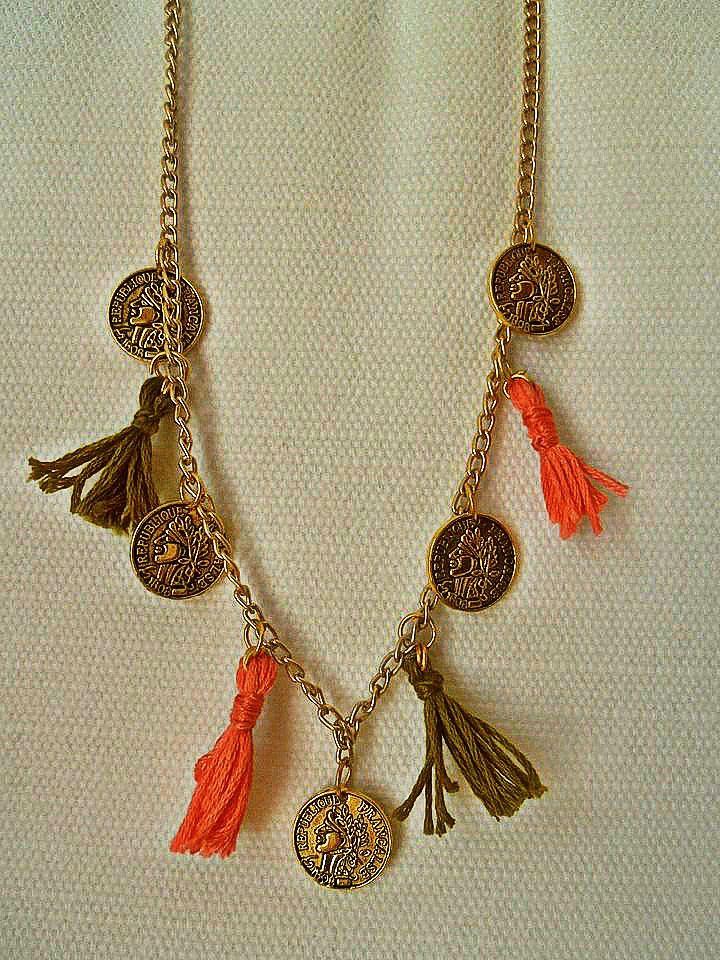 goodmorning, necklace, handmade, jewelry, fashion, women, style