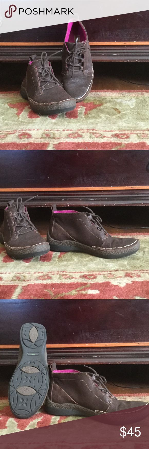 Jambu Chukka boot Jambu Eco Design 'Madison' Chukka boot. Leather upper with sustainable, biodegradable outsoles. Memory foam footbed. Comes with original box, dust covers for each shoe and additional color shoelace. Jambu Shoes Ankle Boots & Booties