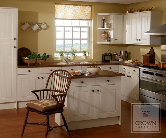 English Cottage Kitchen