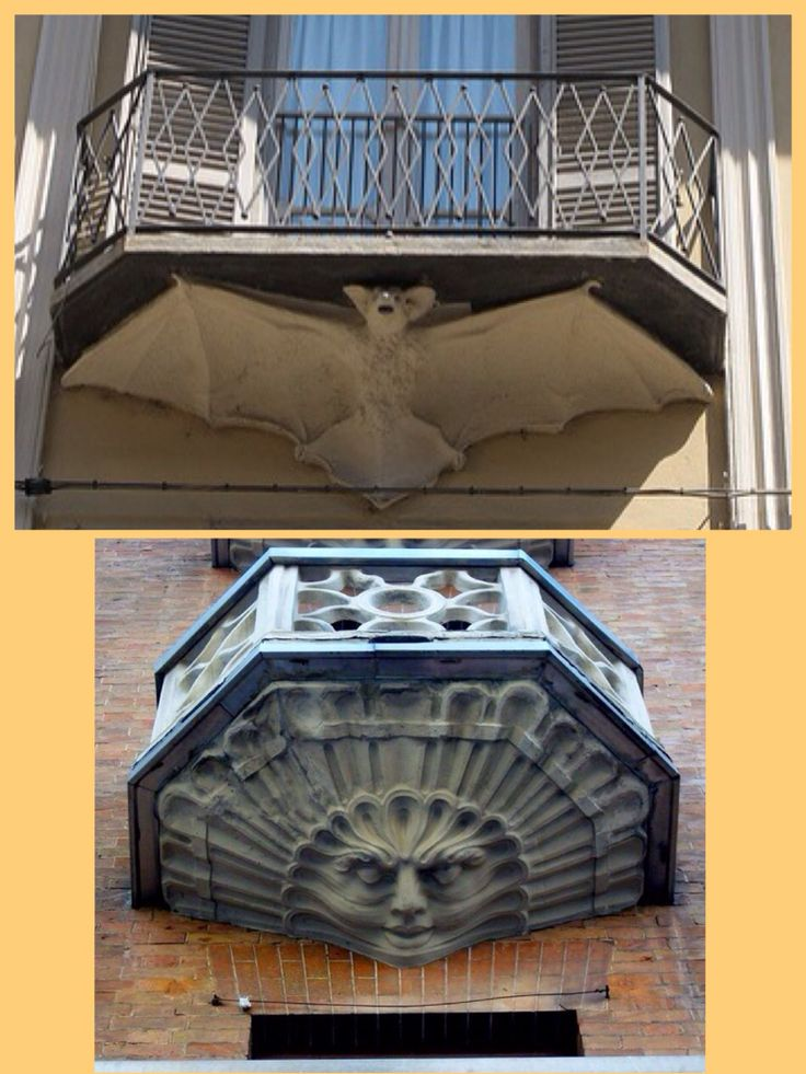 Balconi di Torino - Italy