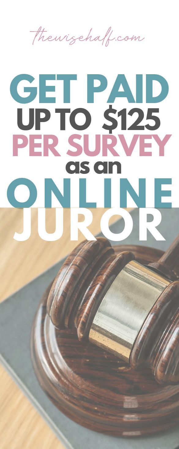 How To Earn Up To $125 As A Mock Juror. 6 Companie…