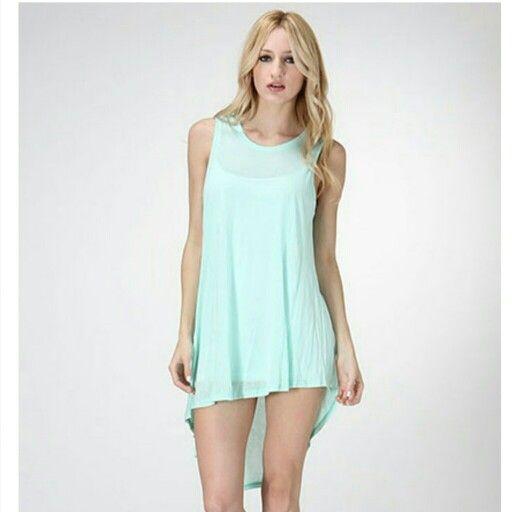 Blue Tunic/Dress Find it on my Poshmark: @freefalling224 https://poshmark.com/closet/freefalling224