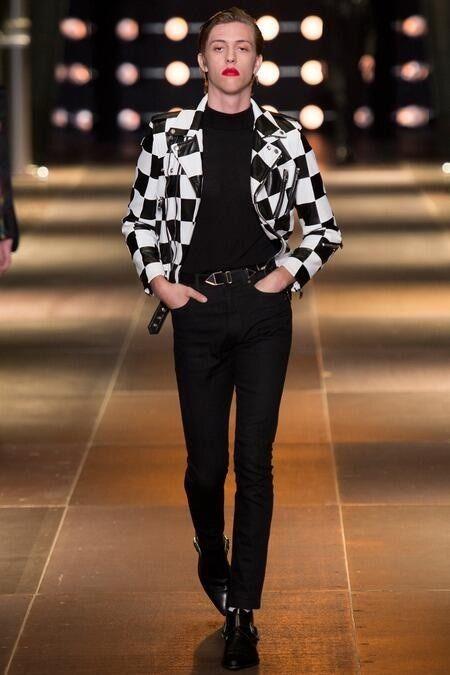 Paris | Mode Masculine PE 2014 | SAINT LAURENT   //    COLLECTION VI