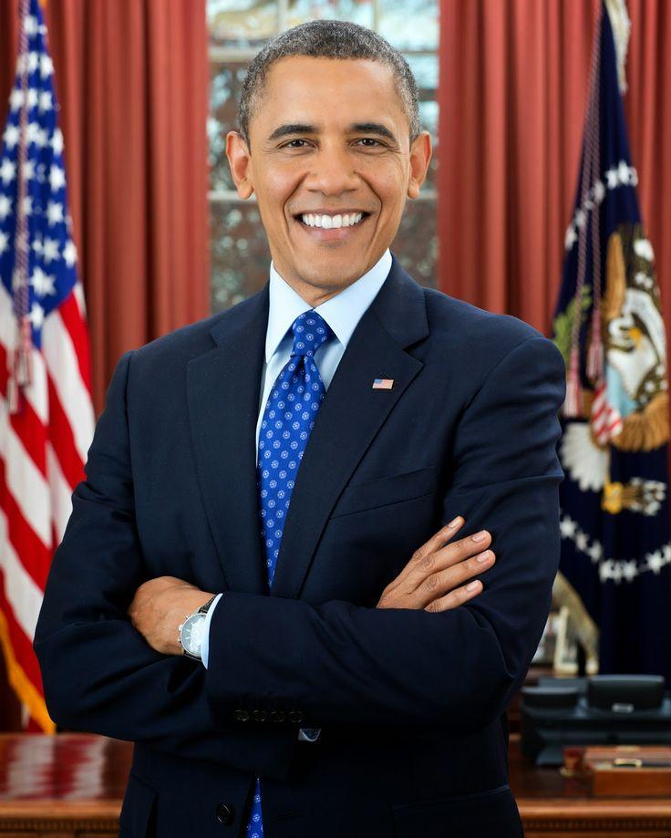 Amazing Look World : VIP - Barack Obama Biography