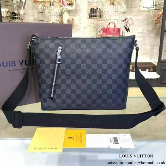 285c0280c Louis Vuitton N41211 Mick PM Messenger Bag Damier Graphite Canvas ...